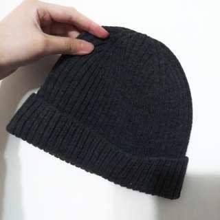 🚚 灰色毛帽(實拍)
