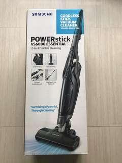 Extremely powerful Samsung Vacuum Stick V6000