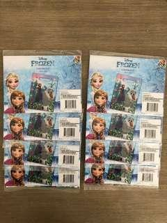 Frozen Party Loot Bags x 8 Brand New, Unopened