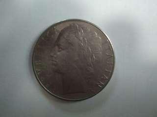 Italy 100 Lire 1979 R