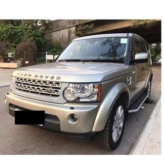 LAND ROVER DISCOVERY 4 3.0 DIESEL 2013