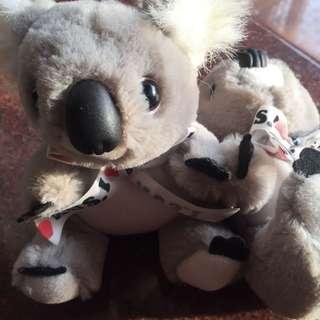 Boneka Koala Australia