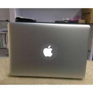 Macbook Pro 13inch Early 2011 Core i5 4GB HDD500GB Mulus Likenew