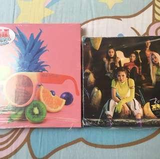 Red Velvet Rbb Red Summer Albums