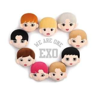 EXO - We Are One: Character Cushion