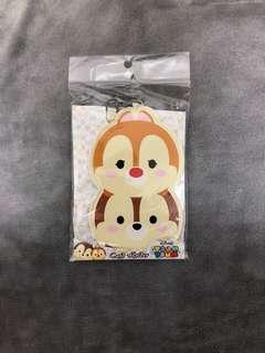 迪士尼 TSUM tsum票卡套/行李吊牌