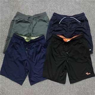 Superdry極度乾燥春夏季速乾短褲運動褲沙灘褲男休閑褲Sports shorts pants Adidas Nike