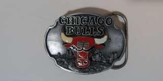 Harley Davidson Chicago limited edition belt buckle 哈利 公牛 限量版 皮帶扣