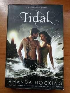 Hardcover Tidal- Watersong YA Fantasy Novel