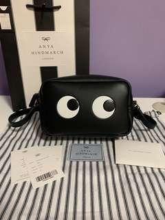 [ Pending ] Anya Hindmarch Mini Eyes Crossbody