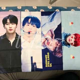 [WTS] Ha Sungwoon Lavender Slogans