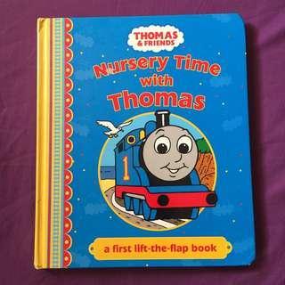 Thomas train book