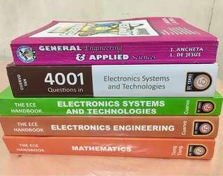 Electronics Engineering Review Materials
