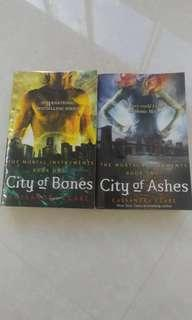 🚚 City of bones and ashes mortal instruments Cassandra Clare