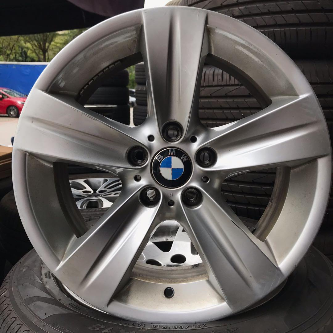 18inch Bmw E90 Staggered Rim Car Accessories Tyres Rims On Carousell