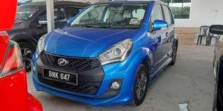 Perodua myvi advance 1.5 auto