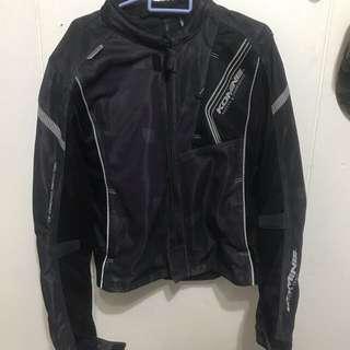 KOMINE riding jacket
