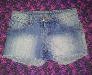 Denim shorts (NWOT)