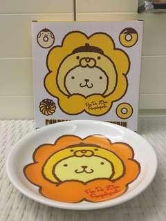布甸陶瓷碟