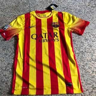 FC Barcelona 2013/14 Away Jersey