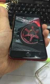 Iphone 8+red 64gb original
