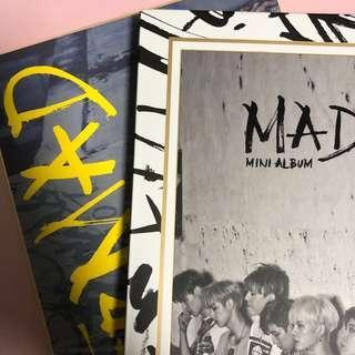 🚚 got7 mad album