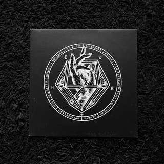 "Elizabeth 'Where Vultures Land' Vinyl Record 12"""