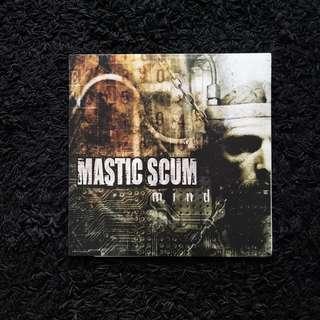 """Mastic Scum 'Mind' Vinyl Record 12"""""""