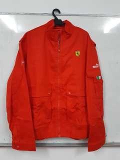 Puma Team Ferrari Bomber Jacket (Formula 1)