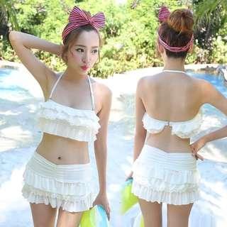 Milky Bikini (Used for 1 time)