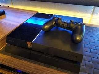 PS4 主機連手製