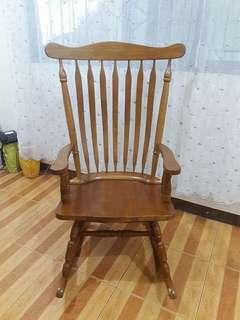 Rush! Rocking Chair Made in Malaysia