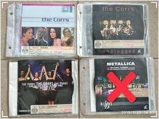 Original Music Video/Live VCD Batch 3