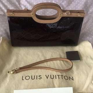 Louis Vuitton Roxbury Drive - Amarante Monogram Vernis