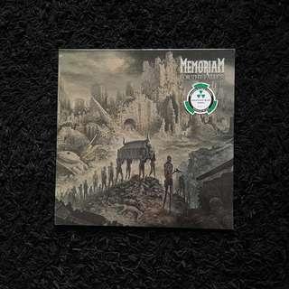"Memoriam 'For The Fallen' Vinyl Record 12"""