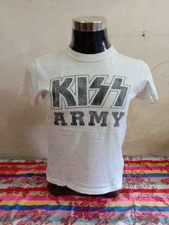 Kiss army official tee