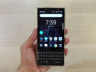 Blackberry Key 2 100% Perfect Condition