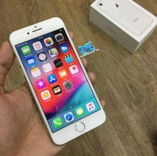 Iphone 8 64gb silver second