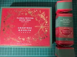 🚚 Crabtree & Evelyn Moisturising Hand Therapy Set x 2
