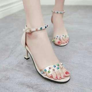 Classy Wedge Sandals (AO)