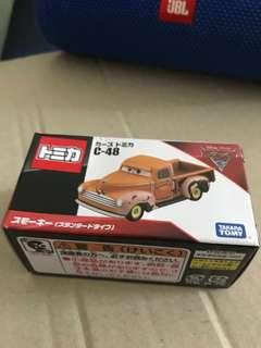 Takara Tomy Tomica 車仔 Cars C-48 Smoky