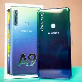 Miliki Samsung A9 Sekarang Juga, Bisa Cicilan Tanpa CC