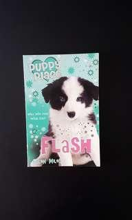 🚚 Preloved Storybook: Puppy Place - Flash