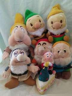 Dwarfs of Snow White