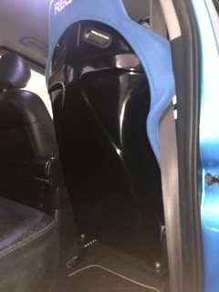 Recaro racing seat Honda jazz ge8