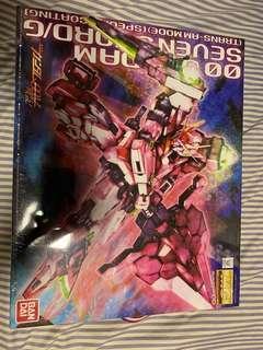 MG 七劍 全新