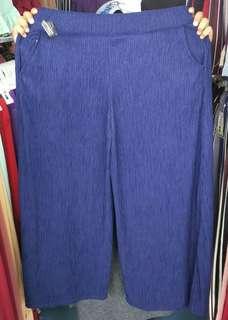 Celana kulot ukuran besar harga minimalis