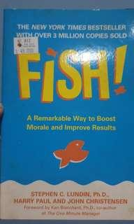 Fish! Remarkable Way to boost morale and improve results