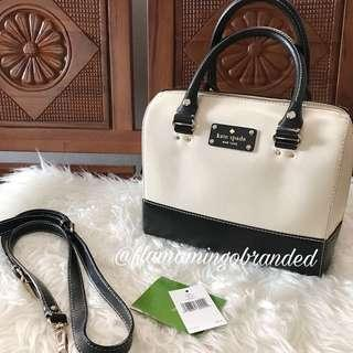 Kate spade alessa wellesley two tone