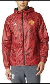 Manchester United Windbreaker/Jacket